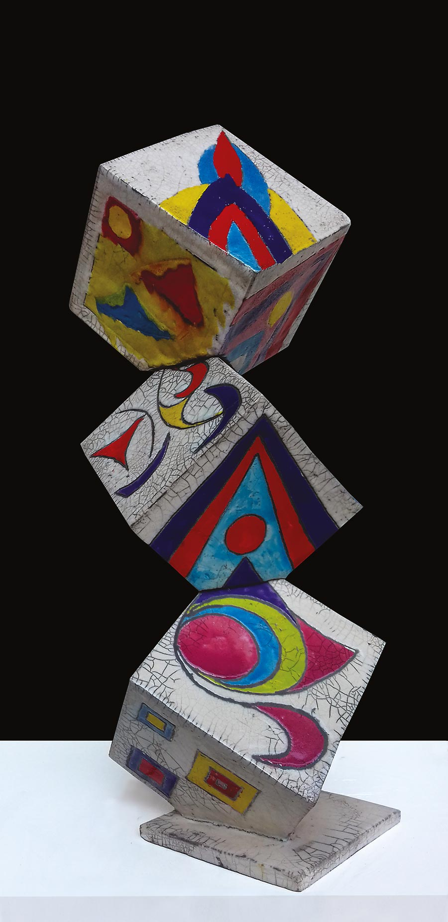 Cubi - Scultura